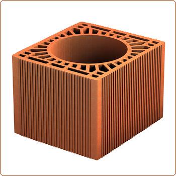 Bloc ceramic TIP 30 VENTILATIE